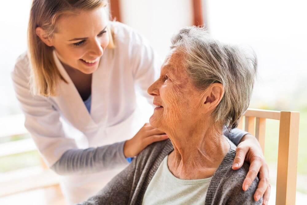 opiekunka osób starszych na zastępstwo